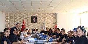Darıca Farabi'de değerlendirme toplantıları