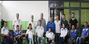Bocce takımı olimpiyatlara hazırlanıyor