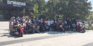 Darıca Belediyesi engellileri sevindirdi