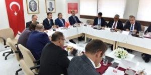 Belediyeler birliğinde genel sekreterler zirvesi