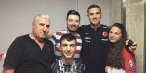 Merih Demiral'ın babası By-Pass ameliyatı oldu