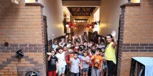 Spor Okulları'nda yaz sezonu sona erdi