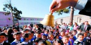 GEBZE'DE 85 ÖĞRENCİ DERS BAŞI YAPACAK: Ders zili çalıyor