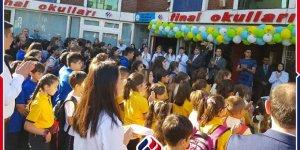 Darıca Final'de  coşkulu İlköğretim Haftası kutlaması