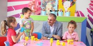 ÇAYIROVA: Çocuk kulüplerinde eğitim başladı