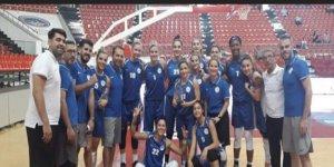 Periler Erciyes Cup'ta şampiyon