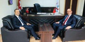 Yaşar Çakmak'tan Kadıoğlu'na ziyaret