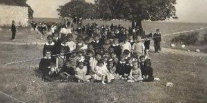 Eskihisar'da piknik yapmışlar