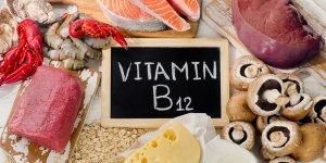 Sağlıklı bir hayat için B12 tüketimi şart!