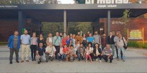 Gazeteciler Ormanya'yı gezdi