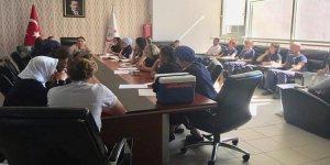 Darıca Farabi'de değerlendirme toplantısı