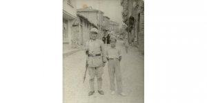 Gebze'de Asker Hatırası