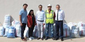 SEDAŞ'ın Mavi Kapak Projesine destek