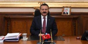 """Vali Aksoy: """"Muhtarlık zor bir görev"""""""