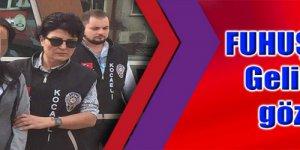FUHUŞ OPERASYONU: Gelin ve görümce gözaltına alındı