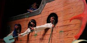 'Hazine Adası'  Gebze'de sahnelendi