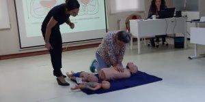 Hayat kurtaracak ilk yardım eğitimi