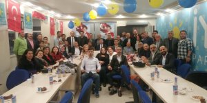 İYİ Parti Gebze 2. Kuruluş yılını kutladı