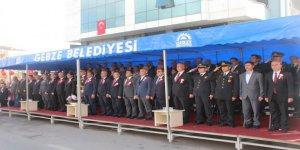 Gebze'de Cumhuriyet coşkusu