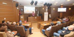 Belediye personellerine İSG eğitimi