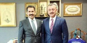 Büyükakın, Ankara'da istişare toplantısına katıldı