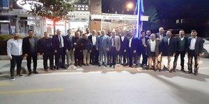 MHP dernek başkanlarıyla buluştu