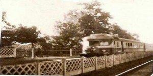 Gebze'nin Eski Tren Garı