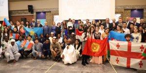 Uluslararası öğrenciler için etkinlik