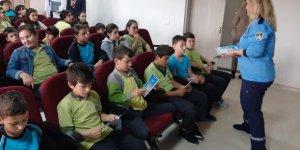 Öğrencilere 'Zabıta ve Bilinçli tüketici' eğitimi