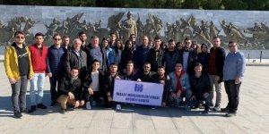 İMO Çanakkale gezisi düzenledi