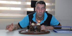 Büyükakın'dan doğum günü pastası