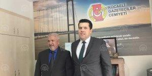 Makedon Bakan'dan KOGACE'ye ziyaret