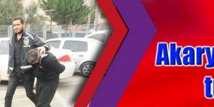 GEBZE: Akaryakıt hırsızları tutuklandı
