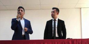 Kariyer günlerinde Avcıoğlu ağırlandı