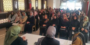 Saadet Partili Kadınların İl Divan Toplantısı