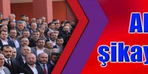 AK Parti şikayetçi oldu