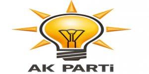 Ak Parti'de ilçe danışma kurulu toplantıları