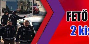 FETÖ operasyonu: 2 kişi tutuklandı
