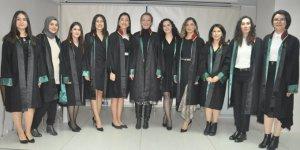 Kocaeli Barosuna 20 yeni avukat
