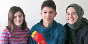GTÜ Öğrencileri Mehmet'in  Hayallerine Dokundu