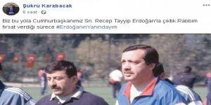 Karabacak'tan adaylık hamlesi