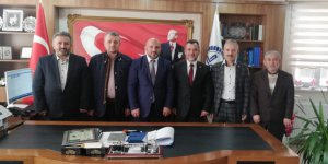 Yeniden Refah Partisi'nden protokol ziyaretleri