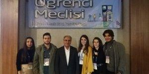Kocaeli genç-İMO 12. Öğrenci Meclisi'ne katıldı