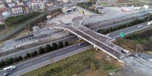 Tuzla Şifa – Çayırova bağlantı köprüsünde sona doğru