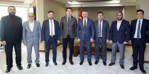 Saadet Partisi il yönetimini konuk etti