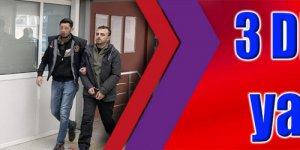 3 DEAŞ üyesi yakalandı