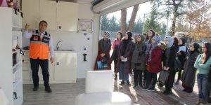 AFAD'tan Bina Güvenliği eğitimi