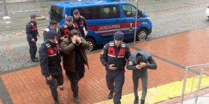 Hırsızlık operasyonu, 5 kişi yakalandı