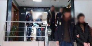 DEAŞ operasyonu, 3 kişi tutuklandı