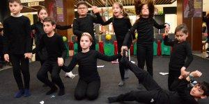 KBT'nin Sahnesiz Çocuk Oyuncular Festivali